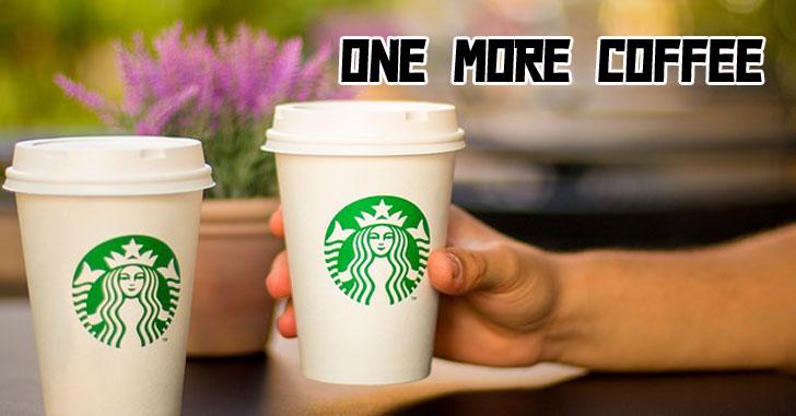【ワンモアコーヒー?】スターバックスコーヒーのOne More Coffeeとは?スタバへ おかわりしに行ってみた。