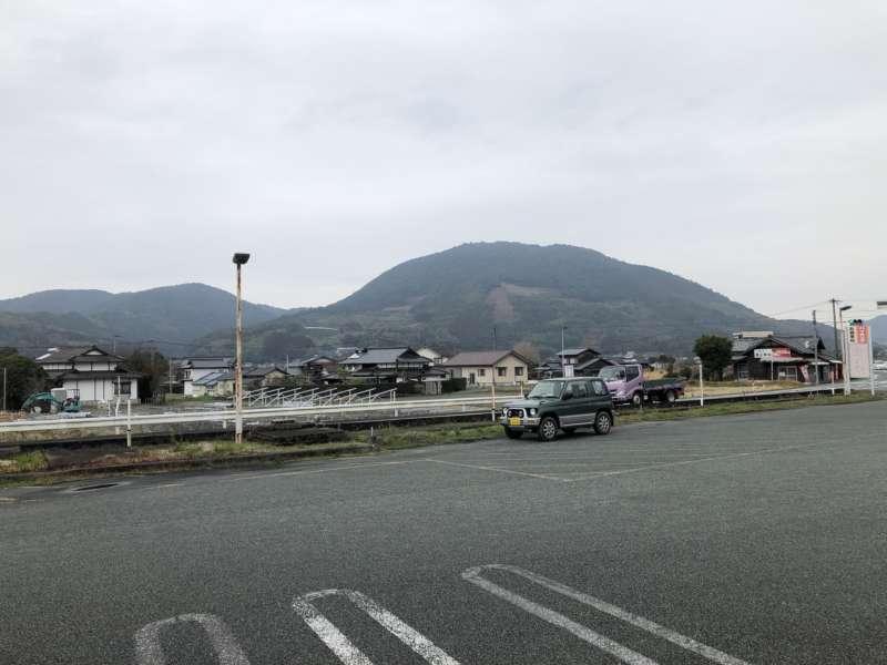 恵の駅駐車場