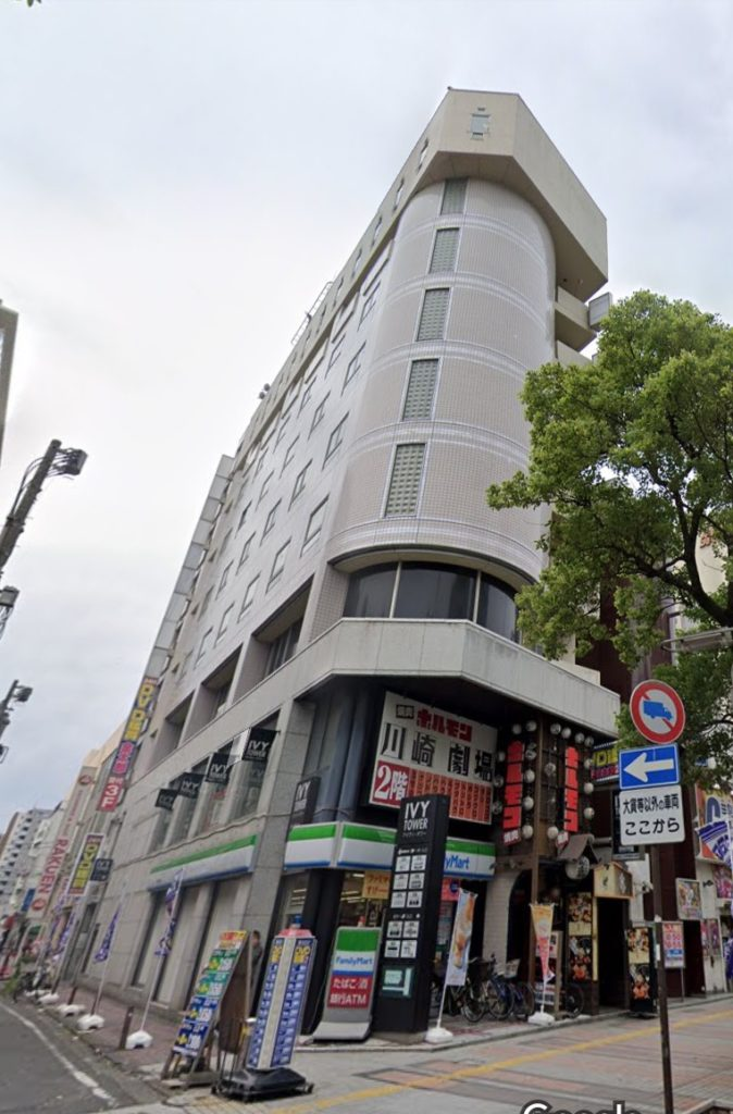 川崎店外観