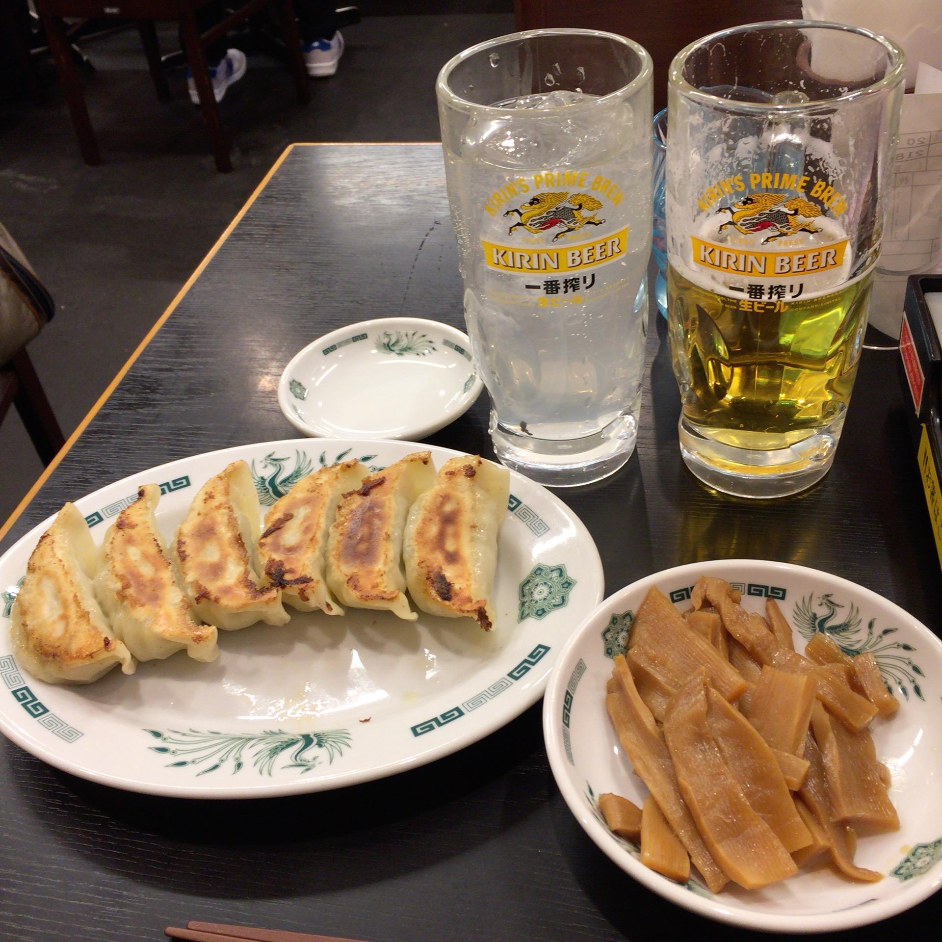 1,000円握りしめて晩酌 コスパ最高の中華食堂【日高屋】でせんべろしてみた