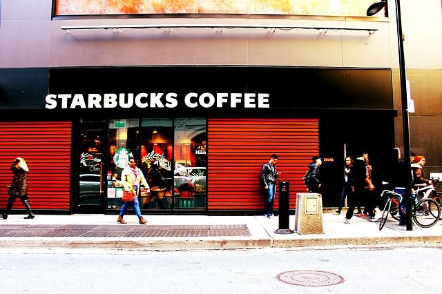 STARBUCKS COFFEE店舗外観