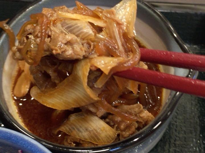 和風ですき焼きっぽい牛小鉢